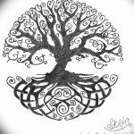 Фото эскизы тату круг от 17.09.2018 №137 - sketching circle tattoo - tatufoto.com