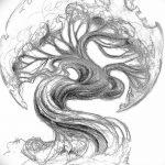 Фото эскизы тату круг от 17.09.2018 №139 - sketching circle tattoo - tatufoto.com