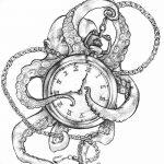 Фото эскизы тату круг от 17.09.2018 №141 - sketching circle tattoo - tatufoto.com