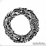 Фото эскизы тату круг от 17.09.2018 №142 - sketching circle tattoo - tatufoto.com