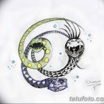Фото эскизы тату круг от 17.09.2018 №147 - sketching circle tattoo - tatufoto.com