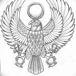 Фото эскизы тату круг от 17.09.2018 №152 - sketching circle tattoo - tatufoto.com