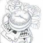 Фото эскизы тату круг от 17.09.2018 №153 - sketching circle tattoo - tatufoto.com