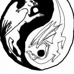 Фото эскизы тату круг от 17.09.2018 №175 - sketching circle tattoo - tatufoto.com