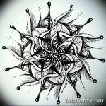 Фото эскизы тату круг от 17.09.2018 №177 - sketching circle tattoo - tatufoto.com