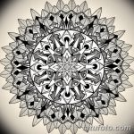 Фото эскизы тату круг от 17.09.2018 №196 - sketching circle tattoo - tatufoto.com