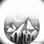 Фото эскизы тату круг от 17.09.2018 №197 - sketching circle tattoo - tatufoto.com