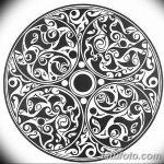 Фото эскизы тату круг от 17.09.2018 №198 - sketching circle tattoo - tatufoto.com