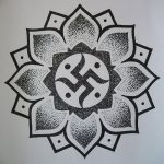Фото эскизы тату круг от 17.09.2018 №202 - sketching circle tattoo - tatufoto.com