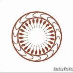 Фото эскизы тату круг от 17.09.2018 №206 - sketching circle tattoo - tatufoto.com