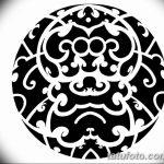 Фото эскизы тату круг от 17.09.2018 №215 - sketching circle tattoo - tatufoto.com