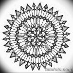 Фото эскизы тату круг от 17.09.2018 №224 - sketching circle tattoo - tatufoto.com