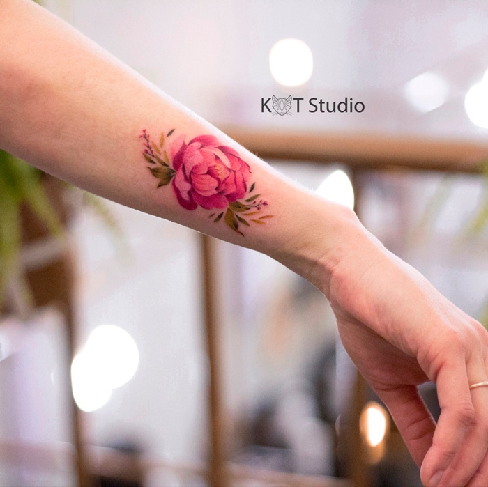 Kot Studio тату салон в москве фото 14 Tatufotocom