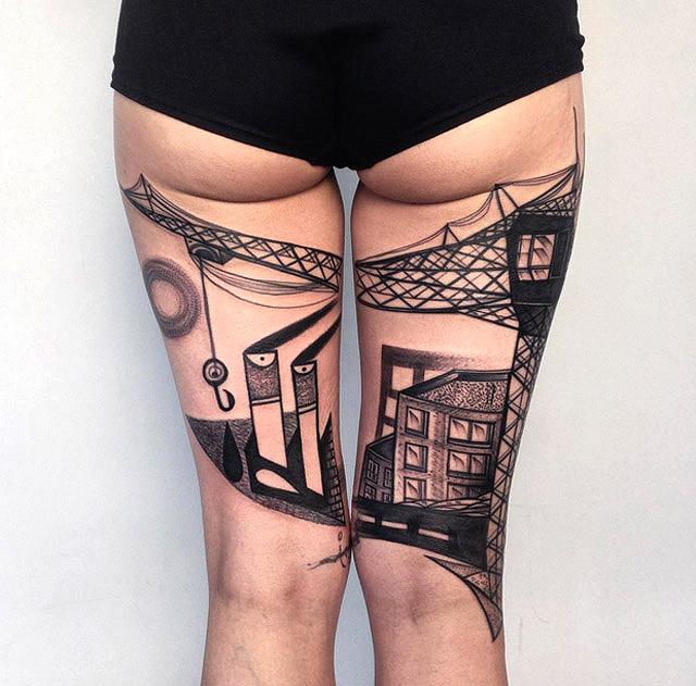 Значение размера татуировки