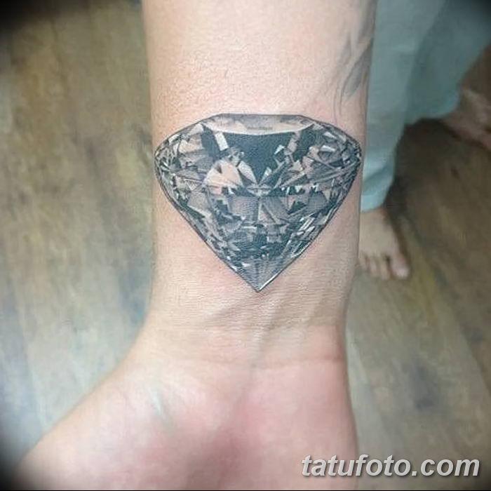 3d diamond tattoo designs 190 - tatufoto com
