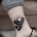 Фото Тату бриллиант от 02.10.2018 №085 - Diamond tattoo - tatufoto.com