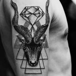 Фото Тату бриллиант от 02.10.2018 №112 - Diamond tattoo - tatufoto.com