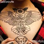 Фото Тату бриллиант от 02.10.2018 №239 - Diamond tattoo - tatufoto.com