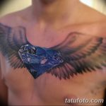 Фото Тату бриллиант от 02.10.2018 №246 - Diamond tattoo - tatufoto.com