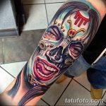 Фото рисунка Сахарный череп тату 30.10.2018 №191 - Sugar Skull Tattoo - tatufoto.com