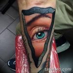 Фото рисунка Татуировки Око Ра 30.10.2018 №017 - Tattoo Eye Ra drawing - tatufoto.com