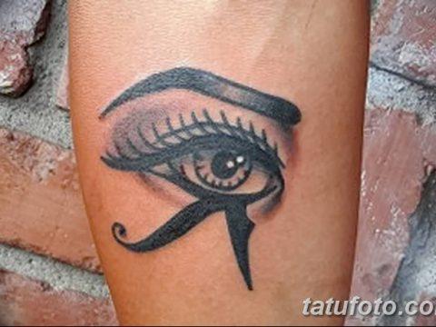 Фото рисунка Татуировки Око Ра 30.10.2018 №020 - Tattoo Eye Ra drawing - tatufoto.com