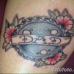 Фото рисунка Тату пила инструмент 30.10.2018 №015 - Tattoo saw tool - tatufoto.com