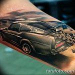 Фото рисунка татуировки автомобиль 29.10.2018 №113 - tattoo car drawing - tatufoto.com