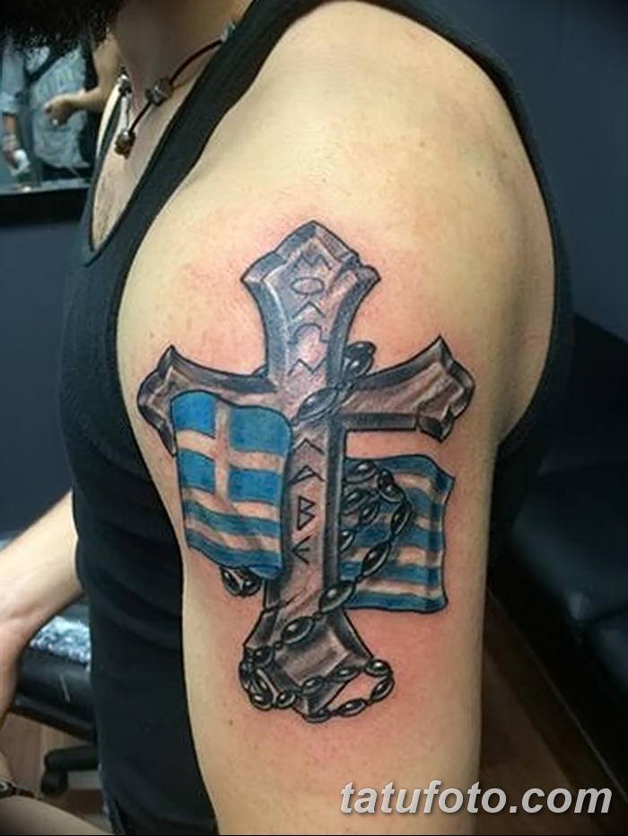 New Russian Orthodox Cross Tattoo Designs 22 inspirational greek