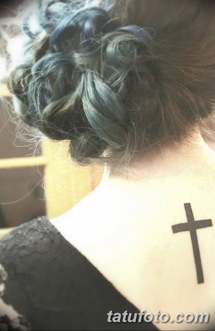 Фото рисунка тату Православный крест 12.10.2018 №150 - tattoo Orthodox - tatufoto.com