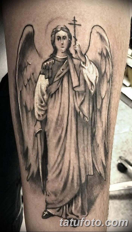 Фото рисунка тату Православный крест 12.10.2018 №202 - tattoo Orthodox - tatufoto.com