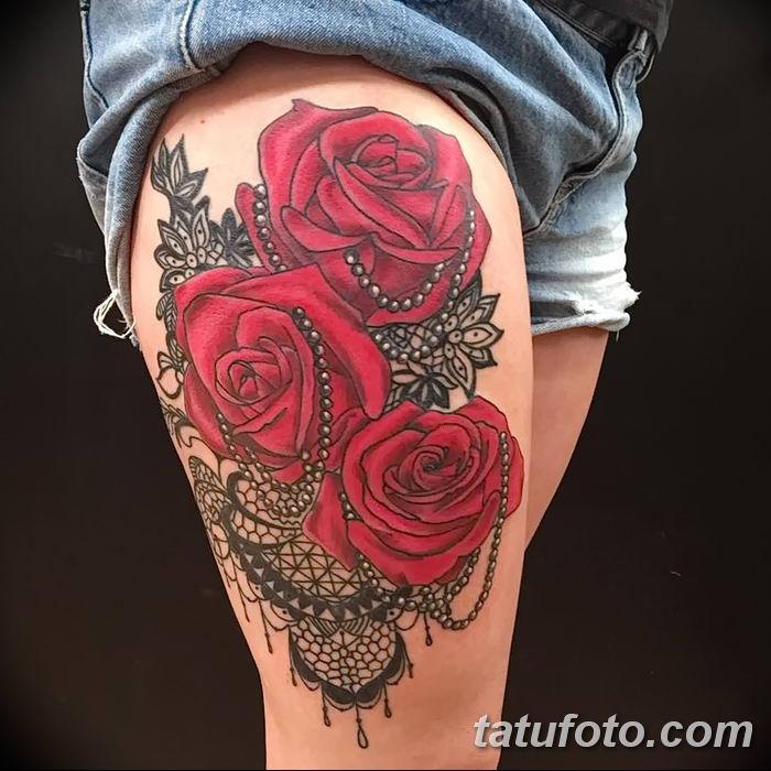 Фото рисунка тату жемчуг 13.10.2018 №049 - pearl tattoo - tatufoto.com