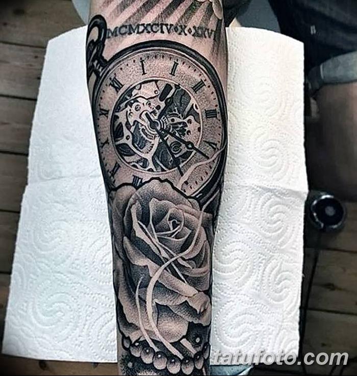 Фото рисунка тату жемчуг 13.10.2018 №050 - pearl tattoo - tatufoto.com