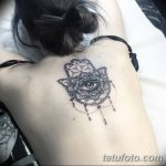 Фото рисунка тату хамса 20.10.2018 №062 - hamsa tattoo drawing - tatufoto.com