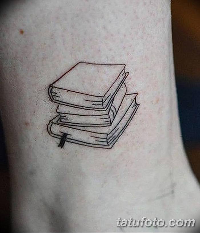Фото рисунок тату книга 11.10.2018 №002 - tattoo picture book - tatufoto.com