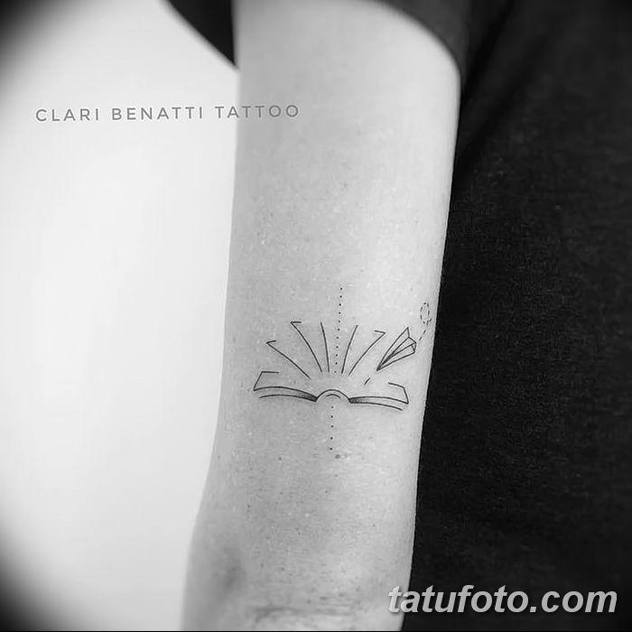 Фото рисунок тату книга 11.10.2018 №012 - tattoo picture book - tatufoto.com