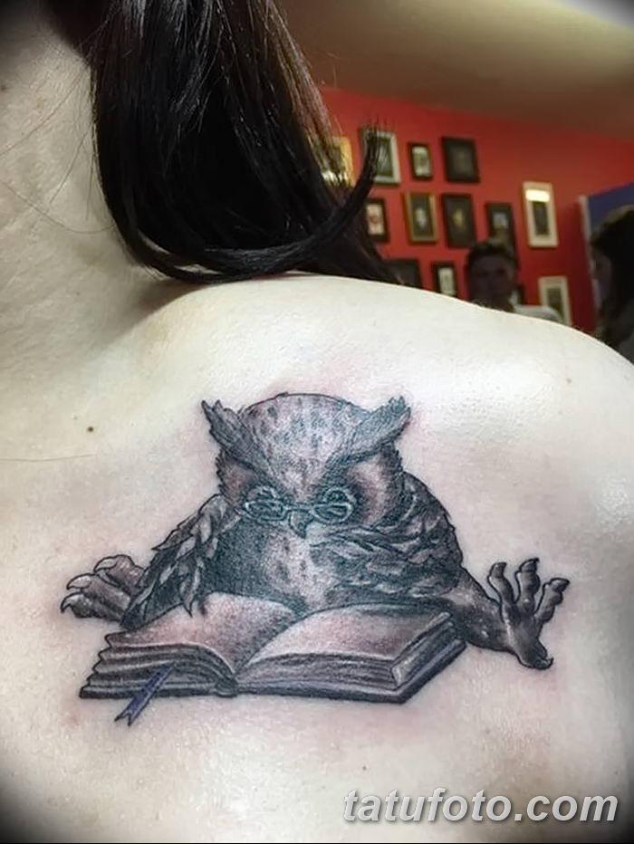Фото рисунок тату книга 11.10.2018 №017 - tattoo picture book - tatufoto.com
