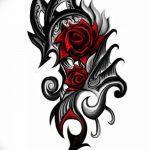 Фото современные эскизы тату 22.10.2018 №013 - modern sketches tattoo - tatufoto.com