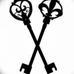 Фото современные эскизы тату 22.10.2018 №052 - modern sketches tattoo - tatufoto.com