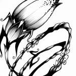 Фото современные эскизы тату 22.10.2018 №113 - modern sketches tattoo - tatufoto.com