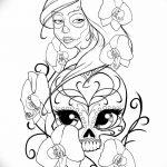 Фото современные эскизы тату 22.10.2018 №124 - modern sketches tattoo - tatufoto.com