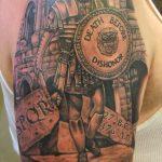 Значение римских тату - фото примеры 22