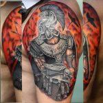Значение римских тату - фото примеры 23