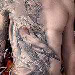 Значение римских тату - фото примеры 24