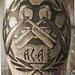Фото Тату acab 02.11.2018 №057 - Acab tattoo - tatufoto.com