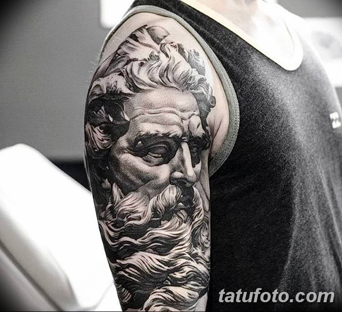 Фото рисунка Римские тату 12.11.2018 №016 - photo Roman tattoo - tatufoto.com
