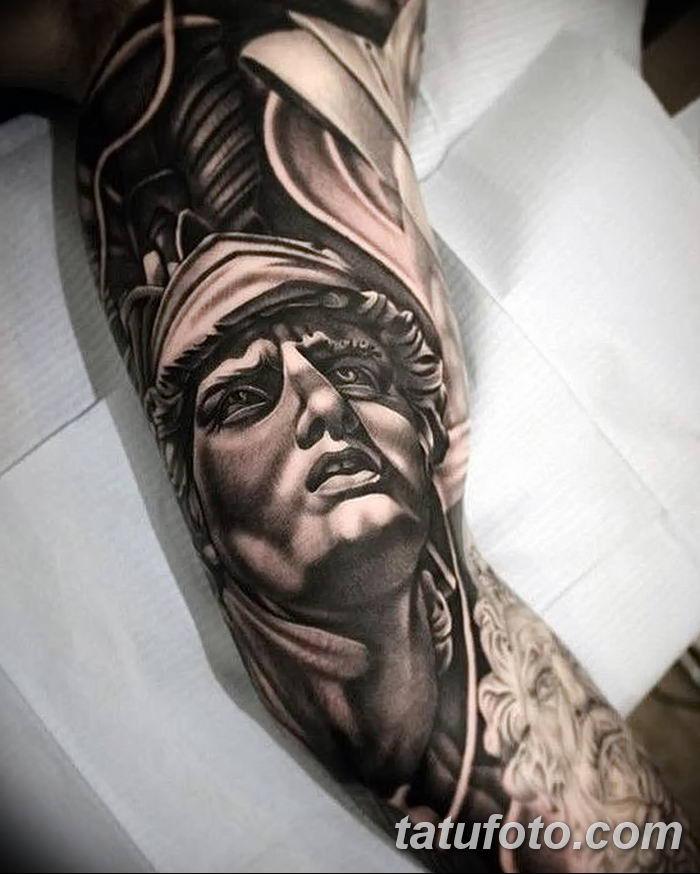 Фото рисунка Римские тату 12.11.2018 №017 - photo Roman tattoo - tatufoto.com