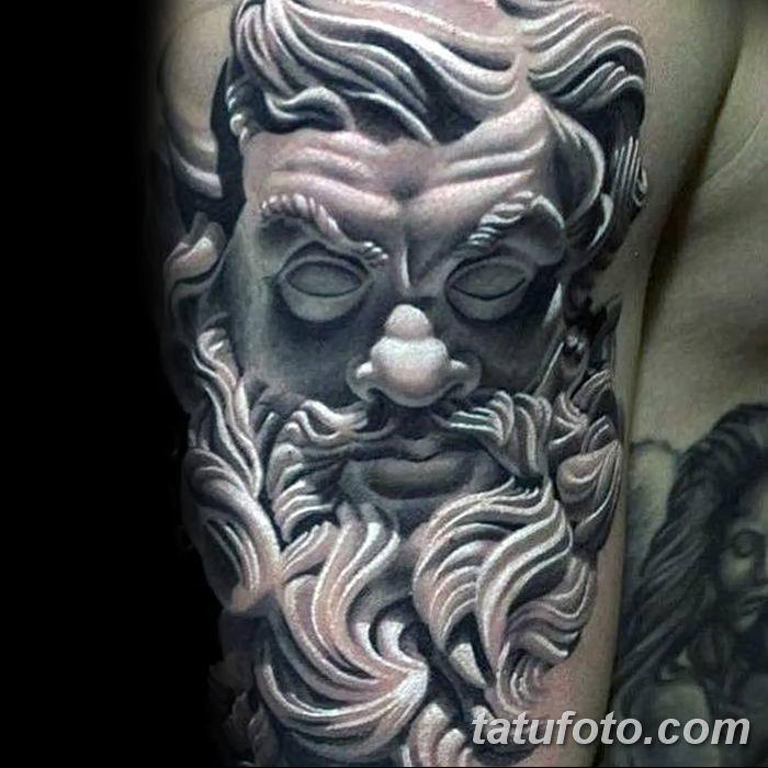 Фото рисунка Римские тату 12.11.2018 №019 - photo Roman tattoo - tatufoto.com
