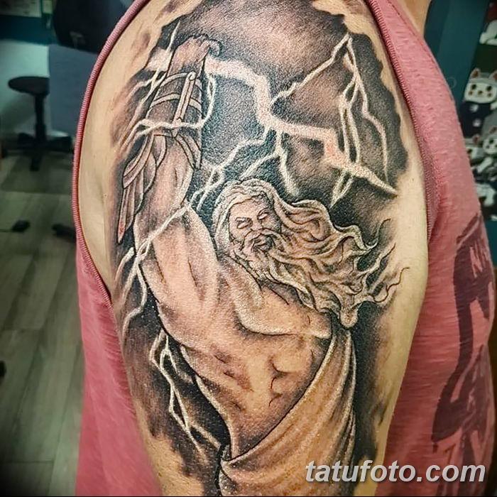 Фото рисунка Римские тату 12.11.2018 №030 - photo Roman tattoo - tatufoto.com
