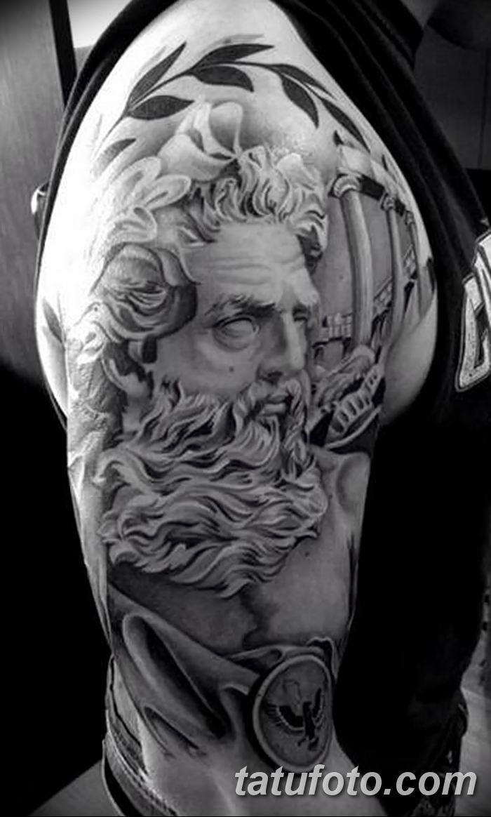 Фото рисунка Римские тату 12.11.2018 №039 - photo Roman tattoo - tatufoto.com